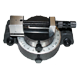 "Suburban Tool Rotary Vise for Master-View 14"" Optical Comparator"
